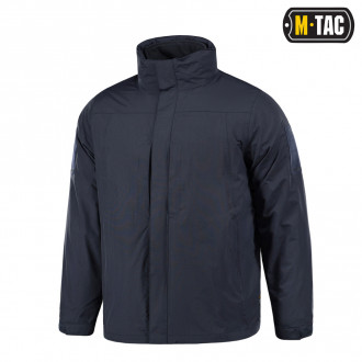 Купити Парка M-Tac 3 in 1 Dark Navy Blue Size S в магазині Strikeshop