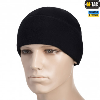 Купити ШАПКА M-TAC WATCH CAP ФЛІС (260Г/М2) DARK NAVY BLUE Size S в магазині Strikeshop