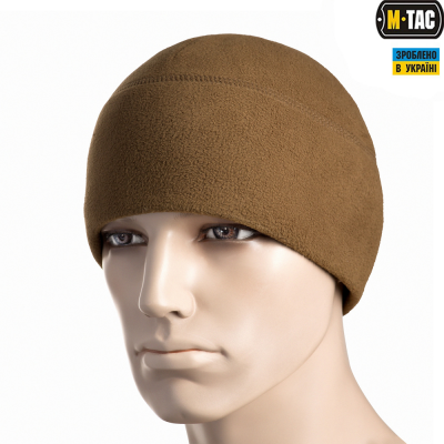 Купити M-TAC ШАПКА WATCH CAP ELITE ФЛИС WINDBLOCK 295 DARK COYOTE в магазині Strikeshop