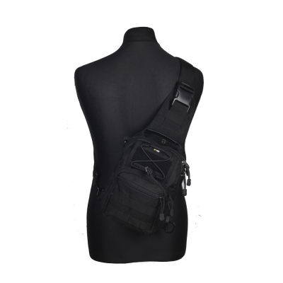 Купити M-TAC СУМКА URBAN LINE CITY PATROL FASTEX BAG BLACK в магазині Strikeshop
