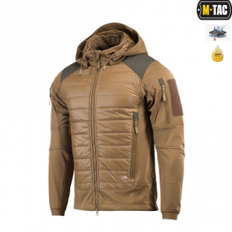 Купити Куртка M-Tac Wiking Lightweight Coyote Size S в магазині Strikeshop