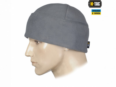 Купити M-TAC ШАПКА WATCH CAP ФЛІС WINDBLOCK 380 Grey в магазині Strikeshop
