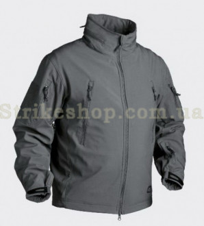 Купити Куртка Softshell GUNFIGHTER Helikon-Tex Shadow Grey Size XL в магазині Strikeshop