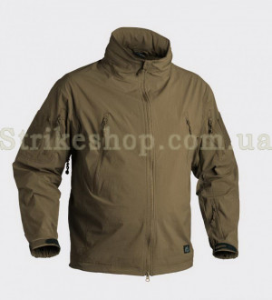 Купити Куртка SOFT SHELL TROOPER Helikon-Tex Mud Brown Size L в магазині Strikeshop