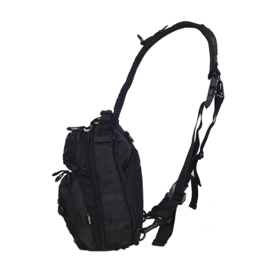 Купити M-TAC СУМКА URBAN LINE CITY HUNTER HEXAGON BAG BLACK в магазині Strikeshop