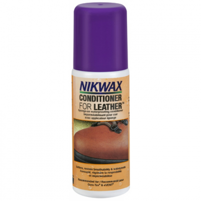 Купити NIKWAX CONDITIONER FOR LEATHER 125ML в магазині Strikeshop