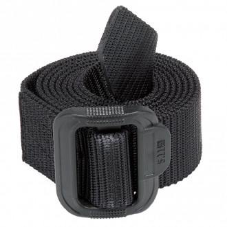 "Купити Ремінь 5.11 Tactical TDU Belt - 1.5"" Plastic Buckle Black в магазині Strikeshop"