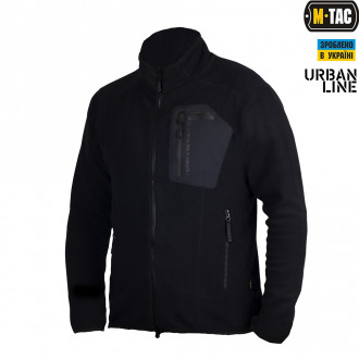 Купити Куртка STEALTH MICROFLEECE M-Tac DARK NAVY BLUE Size XL в магазині Strikeshop