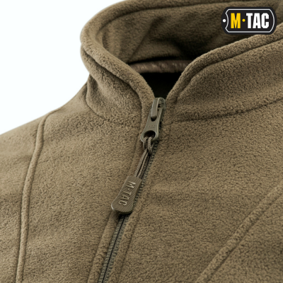 Купити M-TAC КОФТА DELTA FLEECE DARK OLIVE в магазині Strikeshop