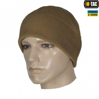 Купити M-TAC ШАПКА WATCH CAP ФЛІС/СІТКА WINDBLOCK 295 TAN в магазині Strikeshop
