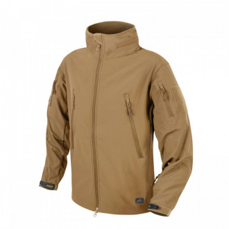 Купити Куртка Softshell GUNFIGHTER Helikon-Tex Coyote Size M в магазині Strikeshop