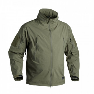 Купити Куртка SOFT SHELL TROOPER Helikon-Tex Olive Green Size M в магазині Strikeshop