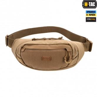 Купити Сумка на пояс M-Tac Waist Bag Elite Coyote в магазині Strikeshop