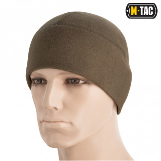 Купити ШАПКА M-TAC WATCH CAP ELITE ФЛІС (260Г/М2) DARK OLIVE Size S в магазині Strikeshop