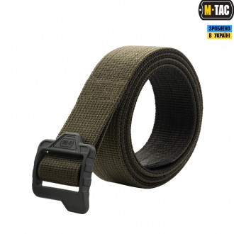 Купити Ремінь M-TAC DOUBLE DUTY TACTICAL BELT OLIVE/BLACK в магазині Strikeshop