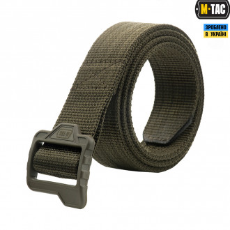 Купити Ремінь M-TAC DOUBLE DUTY TACTICAL BELT OLIVE в магазині Strikeshop