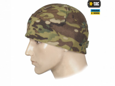 Купити M-TAC ШАПКА WATCH CAP ФЛІС WINDBLOCK 380 MULTICAM в магазині Strikeshop