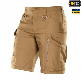 Купити Шорти M-Tac Conquistador Flex Coyote Brown Size S в магазині Strikeshop