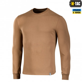 Купити Пуловер M-Tac 4 Seasons Coyaote Brown Size S в магазині Strikeshop