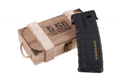 Купити Powerbank Case Emerson AR15 Style Mag Black в магазині Strikeshop