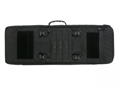 Купити Чохол для зброї 8Fields 90CM Rifle Bag Travel With Buckle Up Front Panel Black в магазині Strikeshop