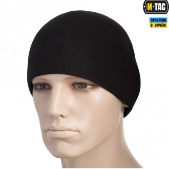 Купити ШАПКА M-TAC WATCH CAP ELITE ФЛІС (260Г/М2) BLACK Size S в магазині Strikeshop