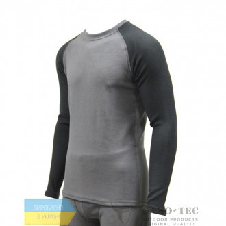 Купити Термобілизна Camo-Tec Coral Fleece Gray-Black Size S в магазині Strikeshop